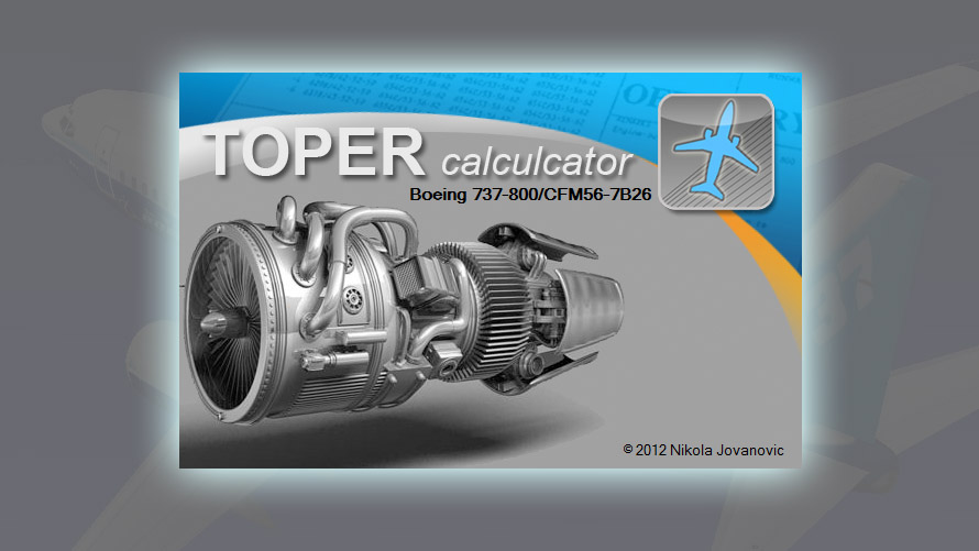TOPER CALCULATOR TOOL (TAKEOFF PERFORMANCE CALCULATOR)