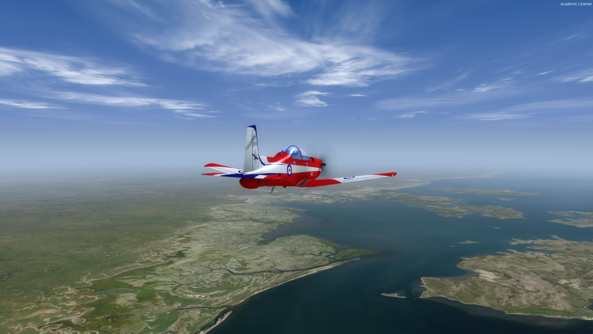 GIBSON SCENERIES - THE NORTHERN TERRITORY OF AUSTRALIA V2 FSX P3D
