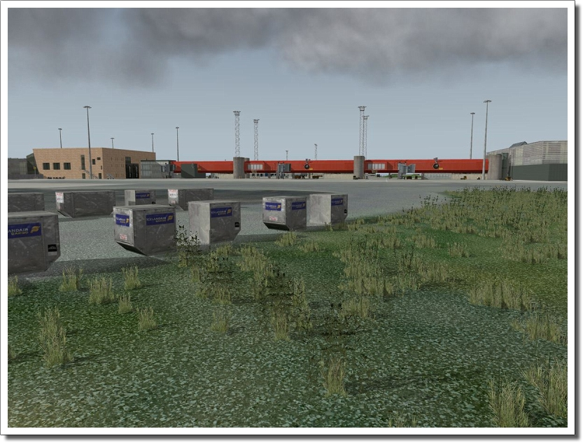AEROSOFT - AIRPORT KEFLAVIK FOR X-PLANE 10 (DOWNLOAD)
