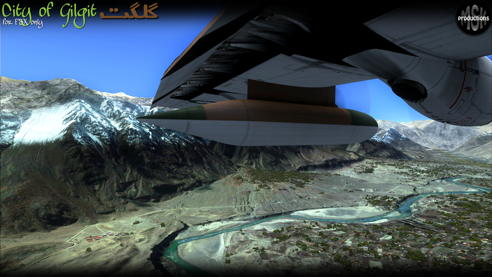 MSK - CITY OF GILGIT OPGT FSX