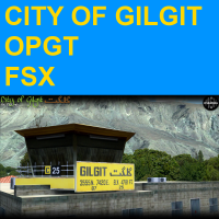 MSK PRODUCTIONS - CITY OF GILGIT OPGT FSX