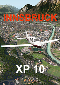 TABURET - INNSBRUCK XP FOR X-PLANE 10