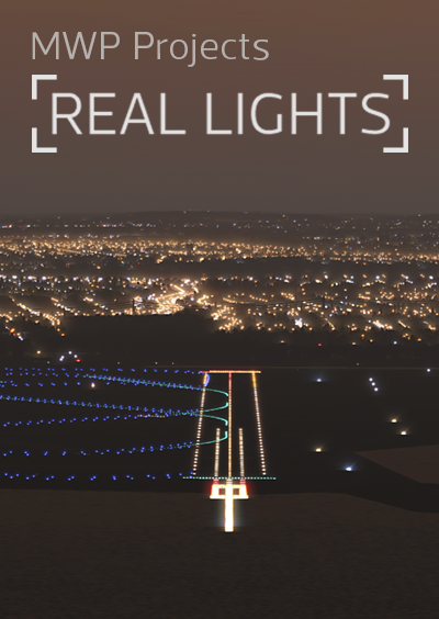 MWP PROJECTS - REALLIGHTS XP11