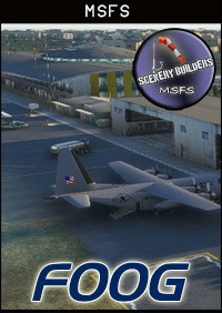 FSXCENERY - FOOG PORT-GENTIL INTERNATIONAL AIRPORT MSFS