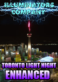 ILLUMINATORS - TORONTO (CANADA) NIGHT LIGHT ENHANCED MSFS