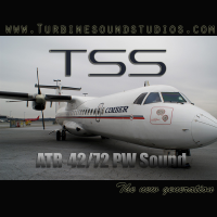 TURBINE SOUND STUDIOS - ATR-42/72 PW SOUNDPACK