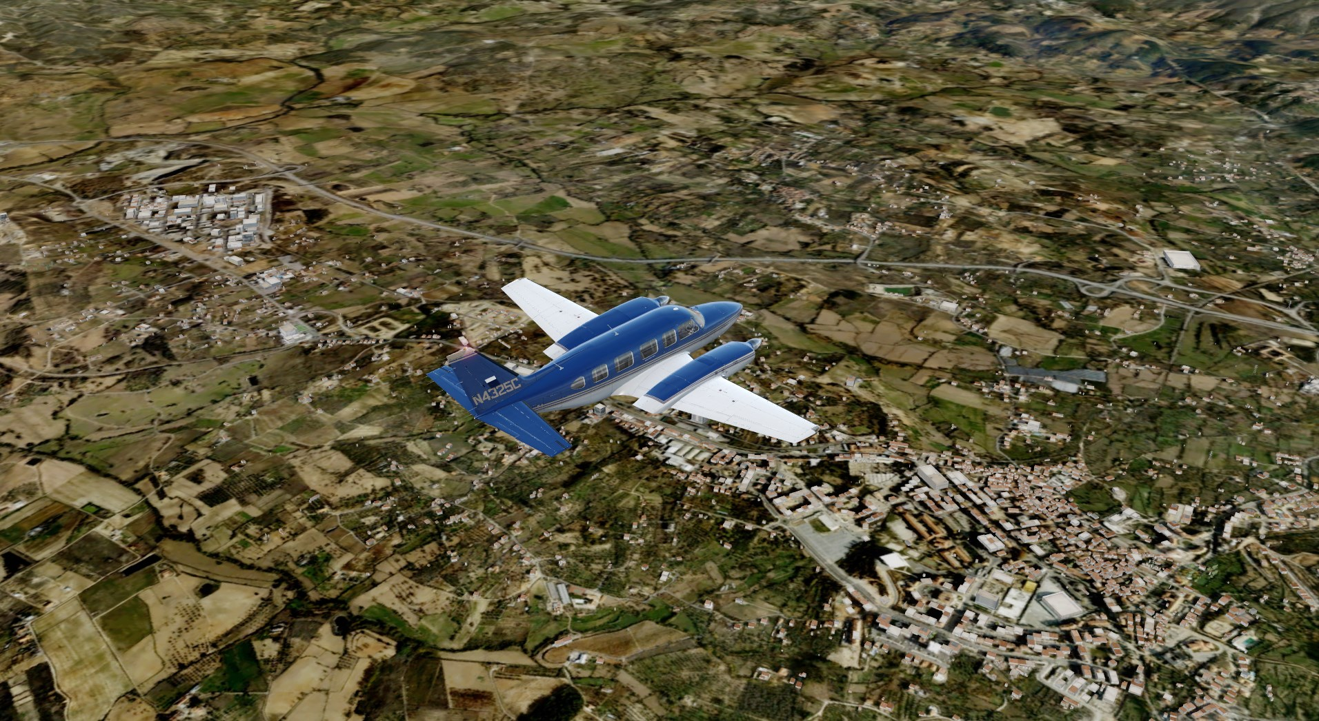 REALWORLD SCENERY - PORTUGAL 3D ENVIRONMENT FSX P3D