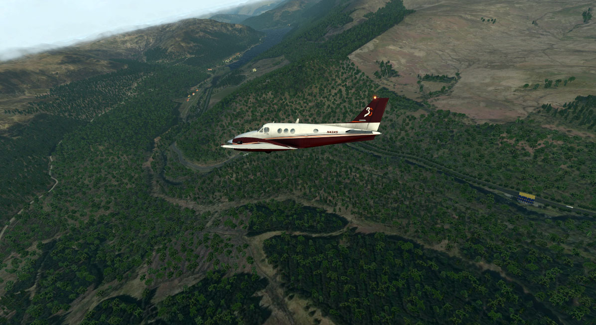 TABURET - MESHXP BRITISH ISLES FOR X-PLANE 11