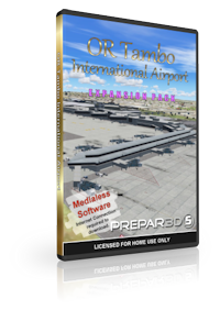 NMG SIMULATIONS - OR TAMBO INTL AIRPORT / JOHANNESBURG V5.3 P3D5