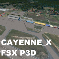 THIERRY MASSIEUX - CAYENNE_X FSX P3D (DOWNLOAD)
