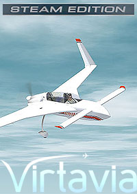 VIRTAVIA - RUTAN 61 LONG E-Z FSX STEAM EDITION