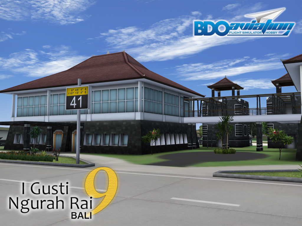 BDOAVIATION - NGURAH RAI INTERNATIONAL AIRPORT WADD FS2004