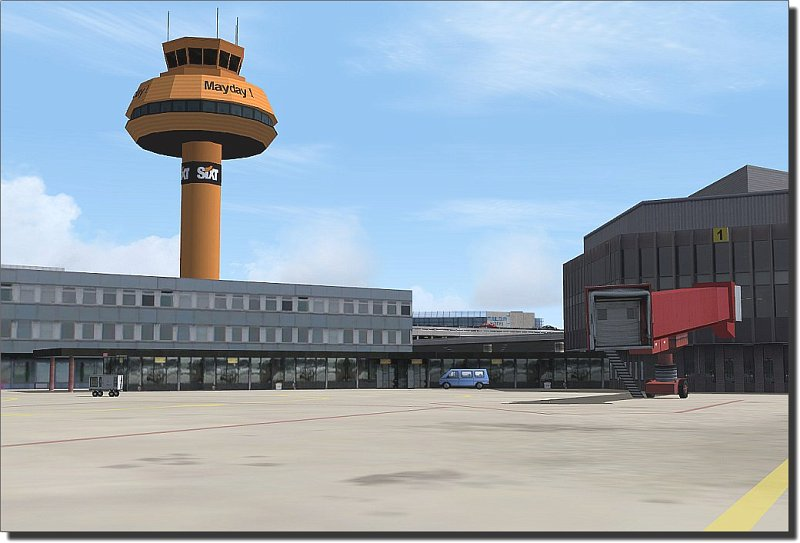 AEROSOFT - GERMAN AIRPORTS 2 2012 - HANNOVER X (DOWNLOAD)