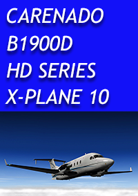 CARENADO - B1900D HD SERIES X-PLANE10