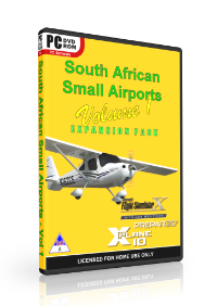NMG - SOUTH AFRICAN SMALL AIRPORTS VOLUME 1 FSX P3D X-PLANE 10