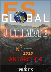 PILOT'S FSG - FS GLOBAL ULTIMATE - NG 2020 ANTARCTICA P3D4-5