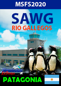 SAWG - RIO GALLEGOS INTERNATIONAL AIRPORT PATAGONIA ARG - MSFS