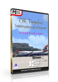 NMG - OR TAMBO JOHANNESBURG INTERNATIONAL AIRPORT FSX P3D X-PLANE10