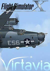 VIRTAVIA - LIBERATOR US NAVY VARIANTS FSX
