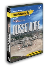 AEROSOFT - MEGA AIRPORT DUESSELDORF (DOWNLOAD)