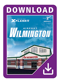AEROSOFT - WILMINGTON INTERNATIONAL AIRPORT FOR X-PLANE 10/11