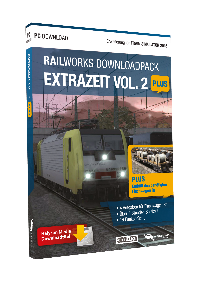 RAILWORKS DOWNLOADPACK - EXTRAZEIT VOL. 2 PLUS - ERWEITERUNG FÜR TRAIN SIMULATOR 2015