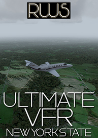 REALWORLDSCENERY - ULTIMATE VFR NEW YORK STATE PART1 - P3D FSX