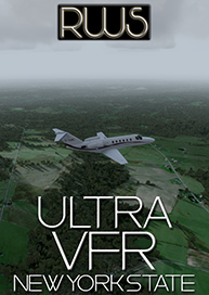 REALWORLDSCENERY - ULTRA VFR NEW YORK STATE PART1 P3D FSX