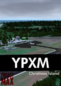 PROJECT MAX - YPXM CHRISTMAS ISLAND P3D