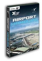 AEROSOFT - AIRPORT HAMBURG FOR X-PLANE 10 (DOWNLOAD)