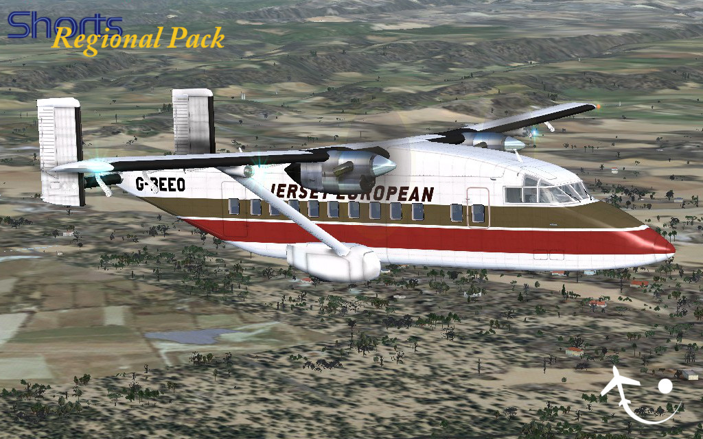 VIRTUALCOL - SHORTS REGIONAL PACK FOR FSX P3D