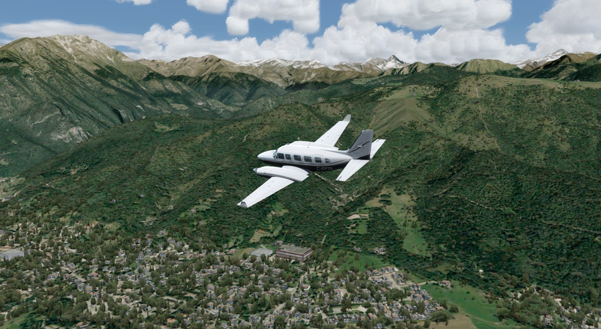 REALWORLD SCENERY - ITALY 3D ENVIRONMENT 2017 FSX P3D