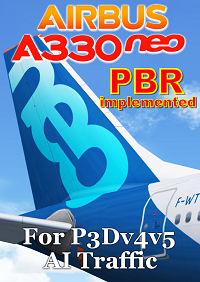FSPXAI - AIRBUS A330NEO FOR P3DV4V5 AI-TRAFFIC