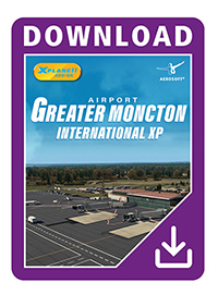 AEROSOFT - AIRPORT GREATER MONCTON INTERNATIONAL XP X-PLANE 11