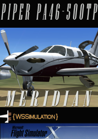 WSSIMULATION - PIPER PA-46 MERIDIAN FSX
