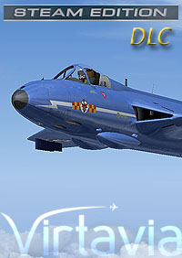 VIRTAVIA - HAWKER HUNTER FSX STEAM EDITION DLC