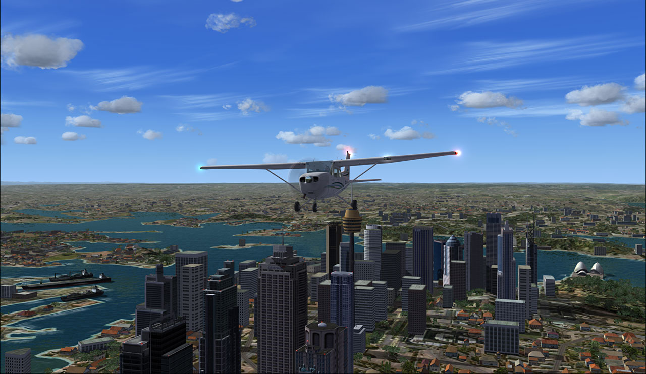 FLIGHT 1 - GROUND ENVIRONMENT X AUSTRALIA AND ANTARCTICA FSX FSXSE