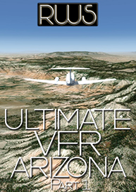 REALWORLDSCENERY - ULTIMATE VFR ARIZONA PART 1