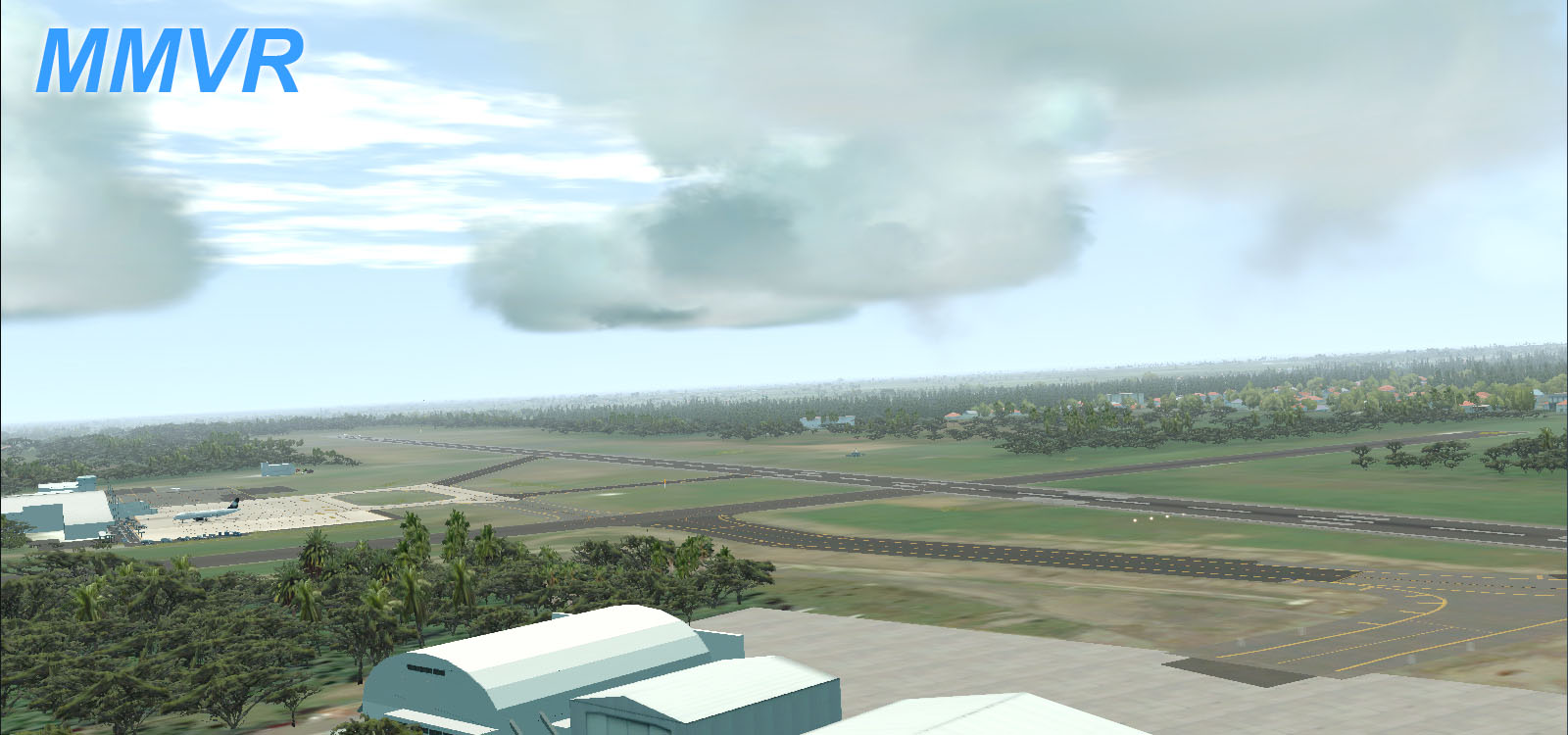 MEX HIGH FLIGHT - MMVR GENERAL HERIBERTO JARA VERACRUZ INTERNATIONAL AIRPORT FSX P3D