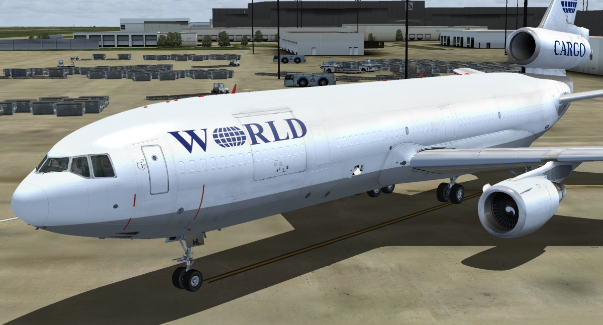 JUSTFLIGHT - DC-10 COLLECTION HD 10-40 FSX P3D