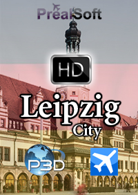 PREALSOFT - HD CITIES - LEIPZIG
