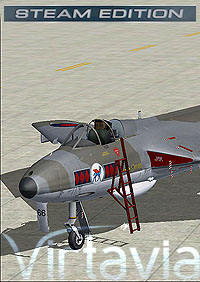 VIRTAVIA - HAWKER HUNTER FGA.9 FOR FSX-SE