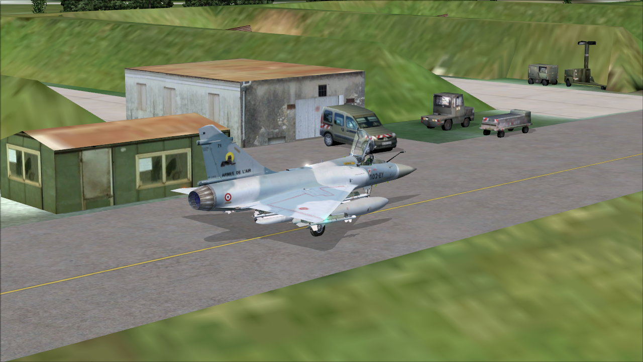 SKYDESIGNERS - FRENCH AIRBASE 102 DIJON