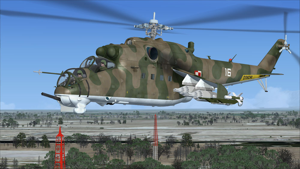 VIRTAVIA - MI-24D HIND FSX STEAM EDITION DLC