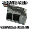 ENGRAVITY - BOEING 737NG MIP DESKTOP FIRST OFFICER PANEL KIT