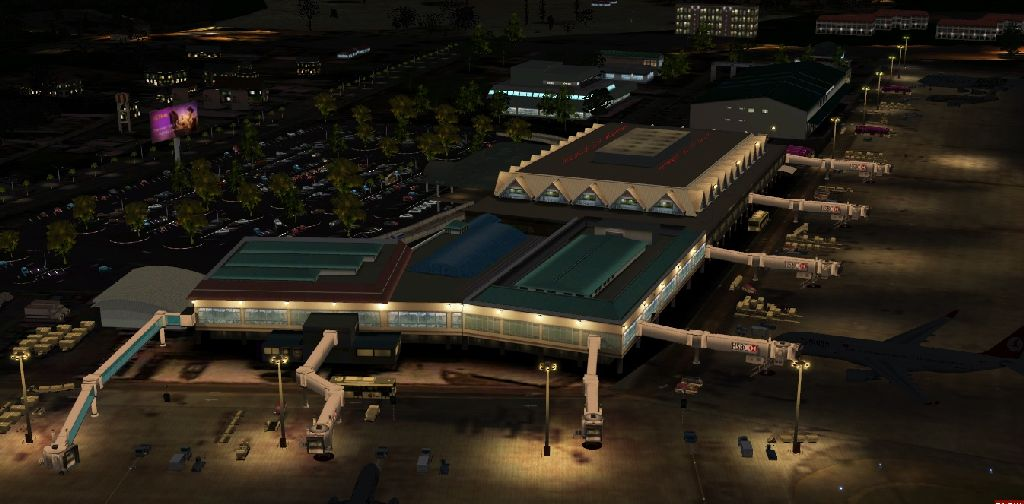 A_A SCENERIES - PHUKET INTERNATIONAL AIRPORT VTSP FSX