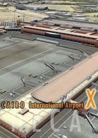 ARMI PROJECT - CAIRO INTERNATIONAL AIRPORT HECA FSX