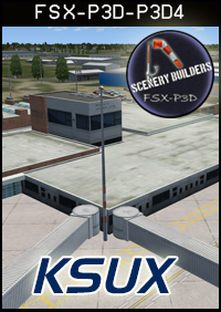 FSXCENERY -   KSUX SIOUX CITY FSX P3D