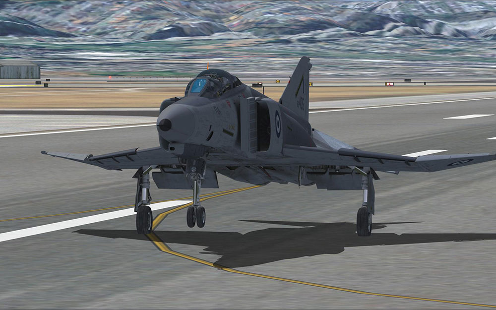 MILVIZ - ADVANCED SERIES F-4E PHANTOM II FSX P3D