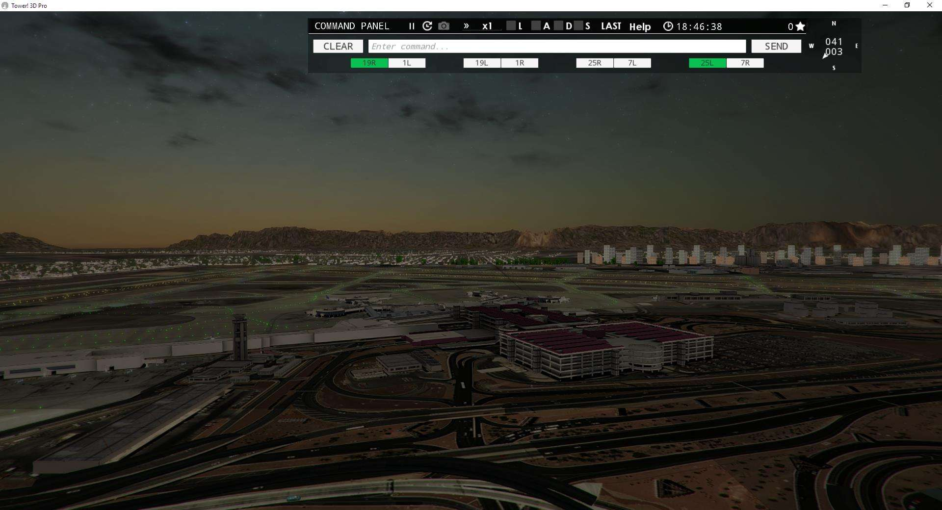 FEELTHERE - LAS VEGAS FOR TOWER!3D AND TOWER!3D PRO